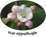 Logo Het Appelhofje, gastouders GOB inZicht