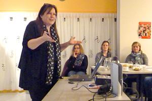 workshop door Gea Rutgers bij inZicht