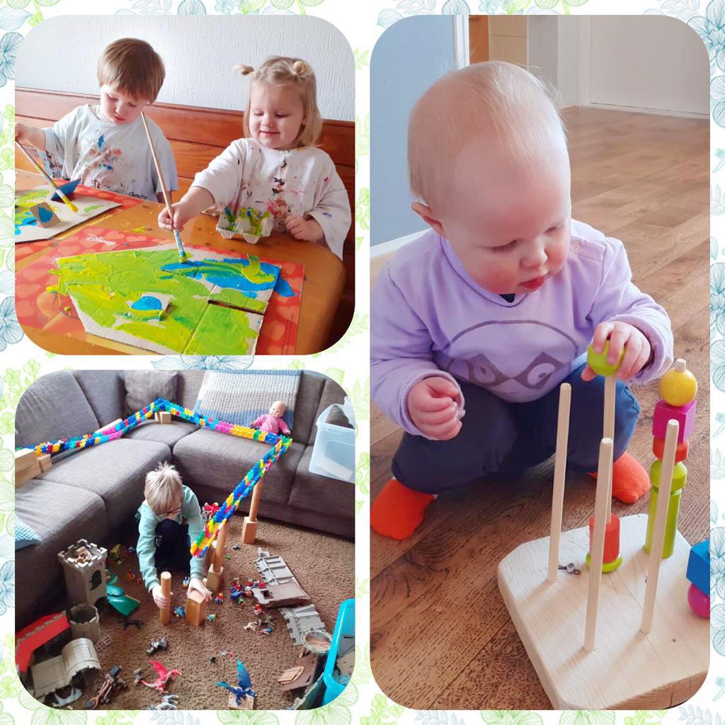 Kinderopvang Uk gastouder Westerkwartier spelen peuter
