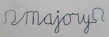 Logo Kindropvang Majory