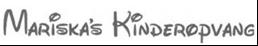 Logo Mariska's Kinderopvang, gastouder Marum, gastouderbureau inZicht